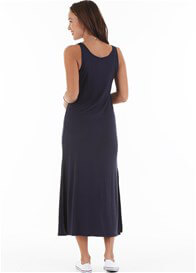 Trimester™ - Armani Layered Nursing Maxi Dress