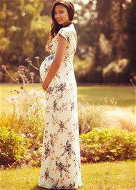Tiffany Rose - Alana Maxi Dress in Japanese Garden