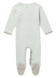 Noppies Baby - Dexter Playsuit in Mint