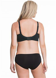 Cake Maternity - Rock Candy Luxury Seamless Nursing Bra in Black