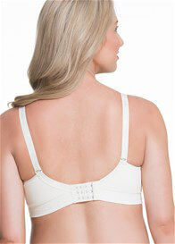 Cake Maternity - Rock Candy Luxury Seamless Nursing Bra in Ivory