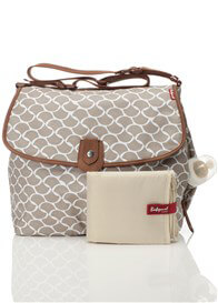 Babymel - Wave Fawn Satchel Baby Bag