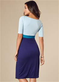 Tiffany Rose - Anna Shift Dress in Celestial Blue