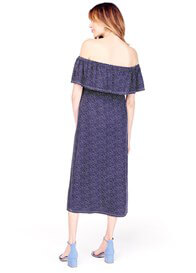 Ingrid & Isabel - Off The Shoulder Midi Dress