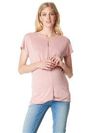 Noppies - Adriana Nursing T-Shirt in Blush