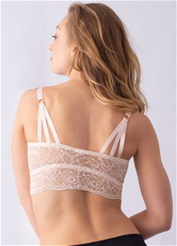 HOTmilk - Heroine Bralette in Shell Pink
