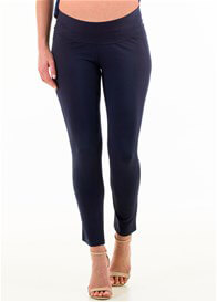 Floressa - Tonia Cropped Ponte Pants in Navy