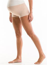 QueenBee® - Nyla Seamless Shorts in Nude