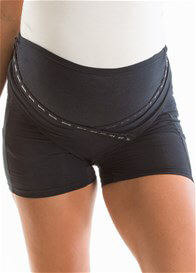 QueenBee® - Tiana Adjustable Support Shorts in Black