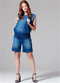 Esprit - Denim Overall Shorts