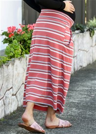 Trimester® - Cody Striped Maxi Skirt