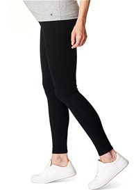 Esprit - Organic Cotton Maternity Leggings in Black