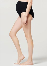 Noppies - Seamless Over Belly Briefs in Black