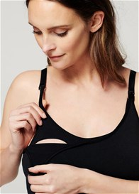 Noppies - Seamless Nursing Cami in Black