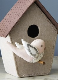 Mamas & Papas - Bird House Wall Art