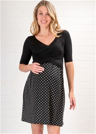 Floressa - Ensley Crossover Nursing Dress