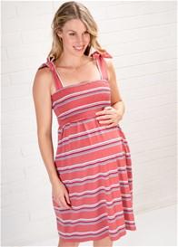 Floressa - Brianna Smocked Nursing Dress