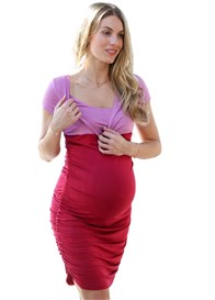 Floressa - Scarlett Rose Maternity Dress