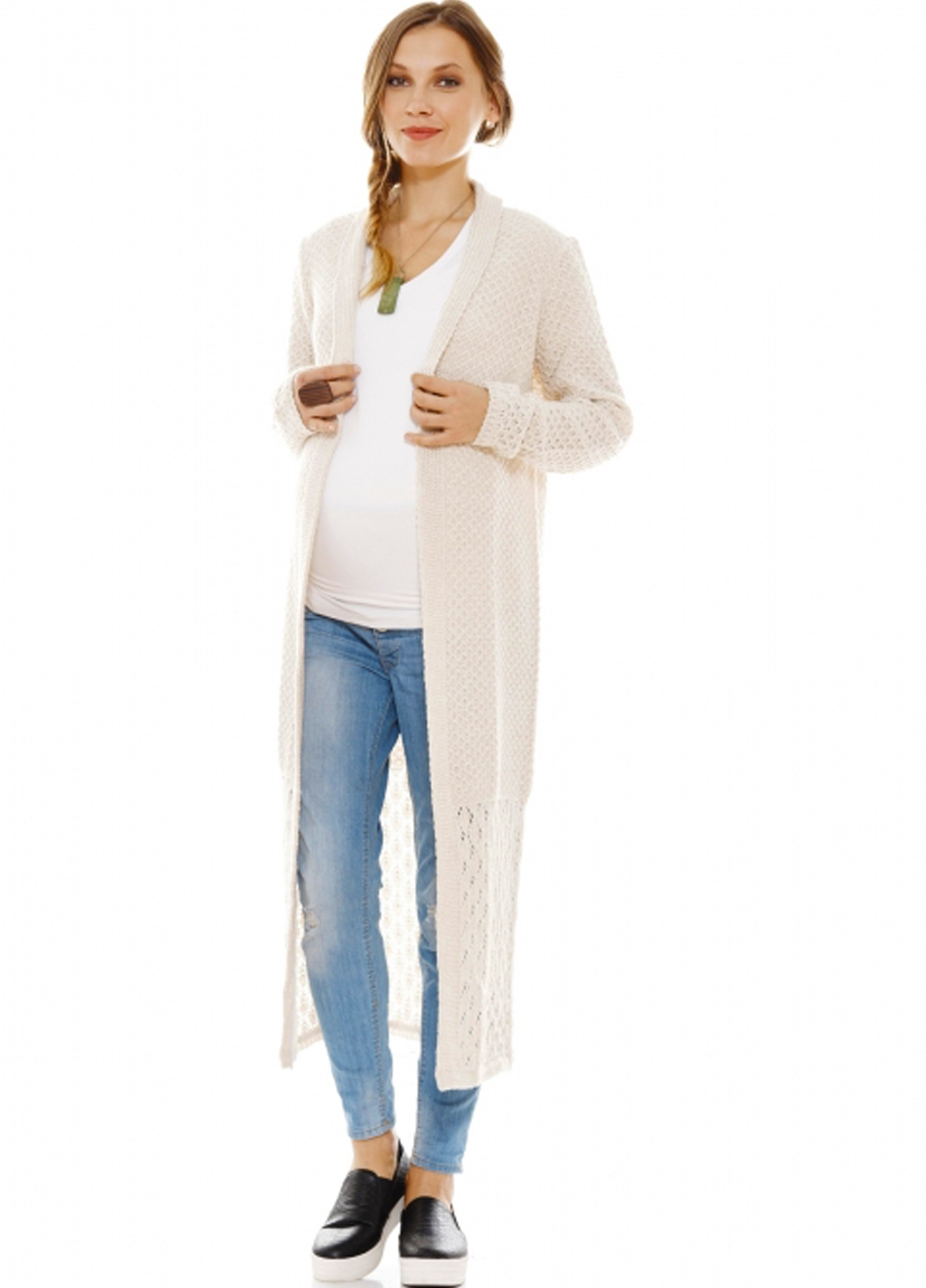 Imanimo - Erika Long Cardigan