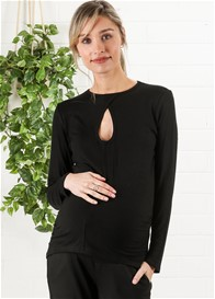 Lait & Co - Blaye Keyhole Top