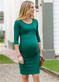 Lait & Co - Issy Dress in Emerald