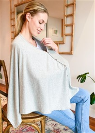 Lait & Co - Nursing Couverture in Light Grey