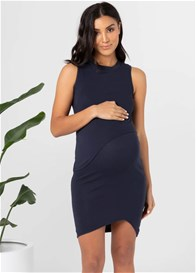 Legoe - Bellevue Nursing Dress in Navy