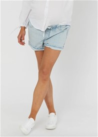 Legoe - Mom Denim Shorties