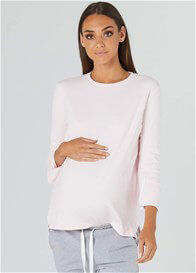 Legoe - Rancho Nursing Jumper in Pink Stone