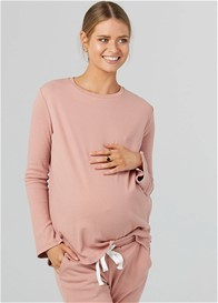 Legoe - Rancho Relaxo Nursing Jumper in Rust