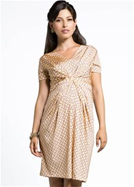Leota - Martini Waist Pleat Dress - ON SALE
