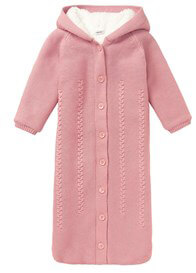 Noppies Baby - Narni Cosy Toe Sleep Bag in Pink