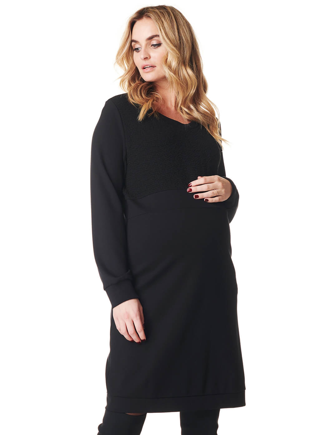 Noppies - Morning Cosy Sweater Dress