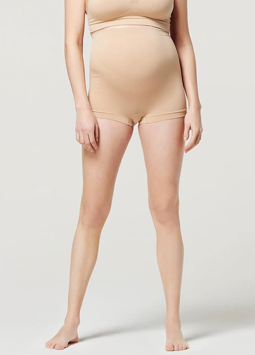 Noppies - Seamless Boyleg Shorts in Nude
