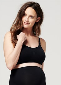 Noppies - Seamless Nursing Bra in Black