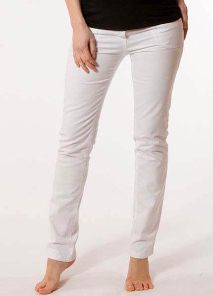 Queen Bee White Skinny Jeans - Crave | Queen Bee