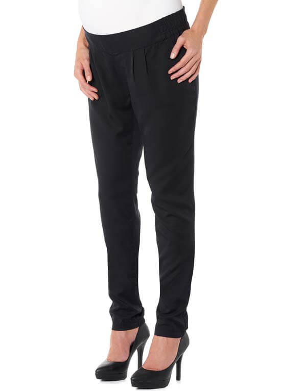 Queen Bee Bay Maternity Trousers in Charcoal by Noppies