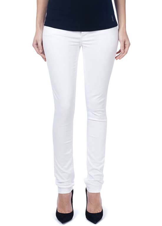 Queen Bee Lake White Maternity Jeans by Noppies