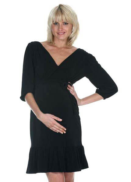 Queen Bee Beyonce Babydoll Dress in Black by LIL Designs