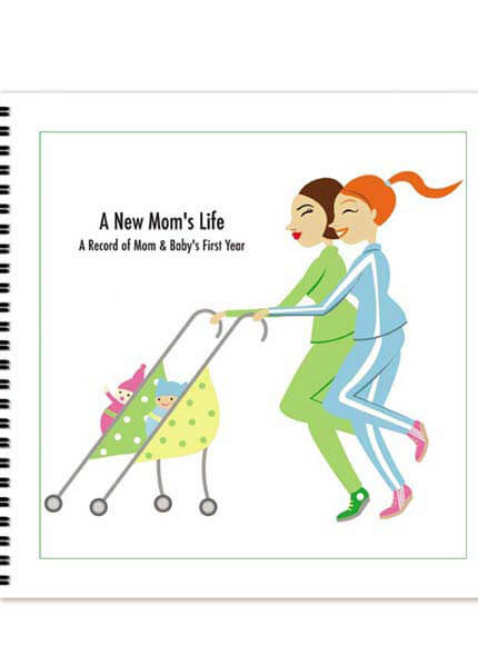 Queen Bee  A New Moms Life Calendar by Pulp Factory
