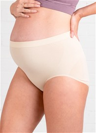 QueenBee® - Hailey Seamless Briefs in Nude