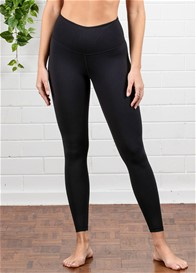 QueenBee® - Ivy Everyday Post Maternity Legging in Black