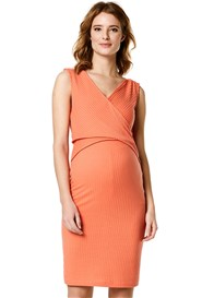 Supermom - Emberglow Nursing Dress