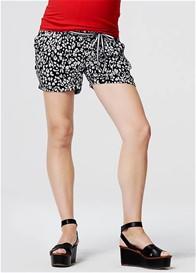 Supermom - Leopard Print Shorts