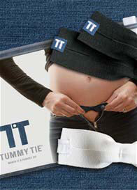 TummyTie - Maternity Pants Extender