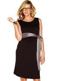 Trimester™ - Overtime Jersey Shift Dress - ON SALE