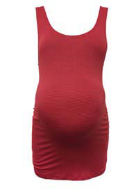 Trimester™ - Cadmium Striped Miracle Tank - ON SALE