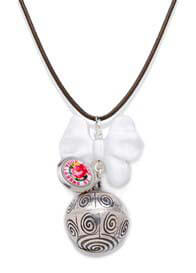 Poup'ke - Bertille Mother of Pearl Necklace