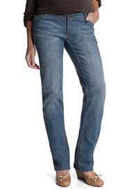 Esprit - Pale Stone Wash Boyfriend Jeans - ON SALE