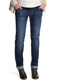 Esprit - Stonewash Slim Leg Jeans - ON SALE